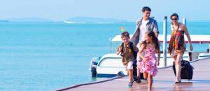 Précaution pour les voyages en famille
